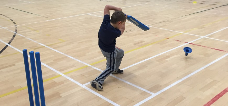 Pete delighted at feedback – also school holiday cricket camp dates in Ripon