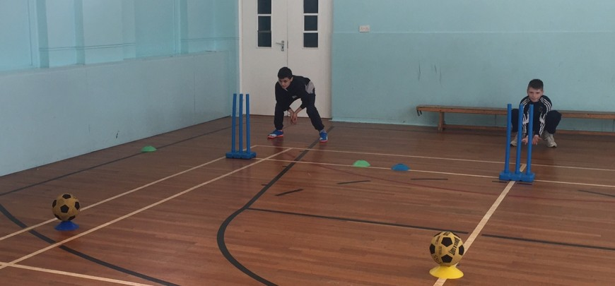 Junior Cricket Coaching and Fun Days in Ripon, North Yorkshire at Easter