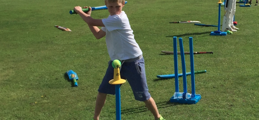 School Holiday Summer Cricket Camps at Rainton, Thirsk and Upperthong, Holmfirth