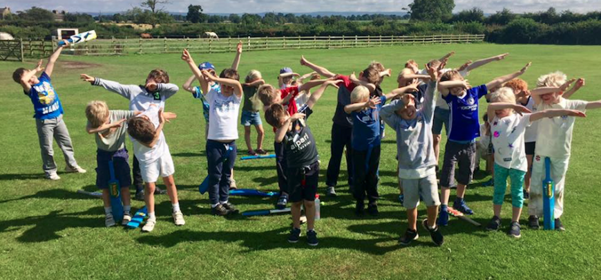 Bookings Going Well for Summer Holiday Cricket Camps at Rainton CC, between Thirsk and Ripon, North Yorkshire