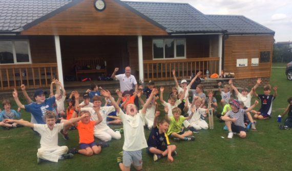 Spring 2021 Half Term Cricket Camps at Rainton CC, between Thirsk and Ripon, North Yorkshire