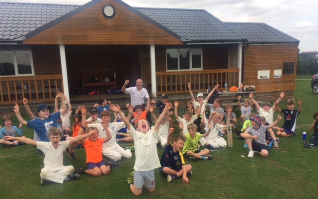 Extra Dates for Pete's 2020 Summer Cricket Camps at Rainton Cricket Club, between Thirsk and Ripon, North Yorkshire