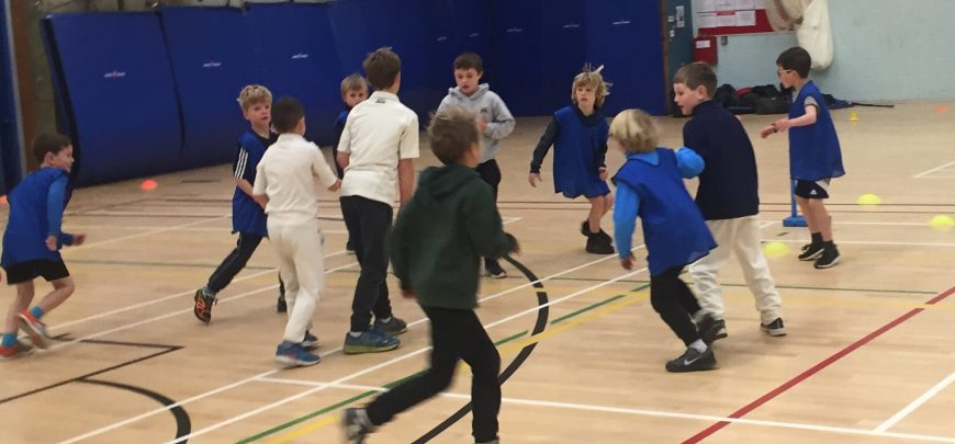Cricket Camps in Ripon, North Yorkshire during February Half Term and in the Easter Break
