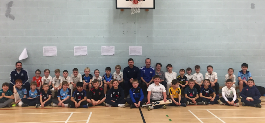 Autumn Winter and Spring Cricket Camps Launched Already! At Ripon Grammar School, North Yorkshire